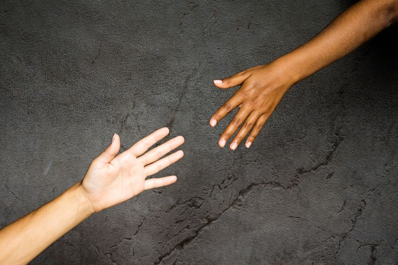Blanc-noir main