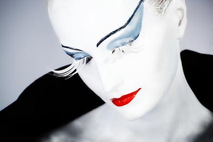 Eyelashes-masque